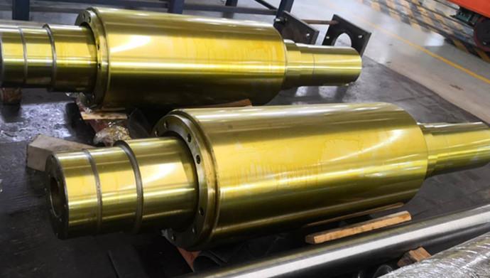 合金冷硬鑄鐵輥筒