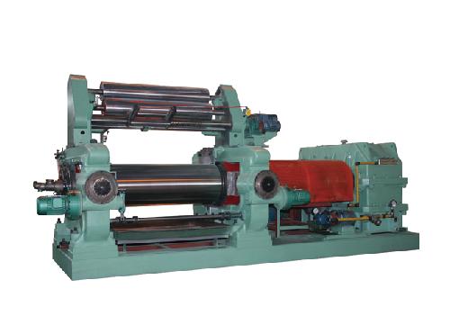 开放式炼胶(塑)机
